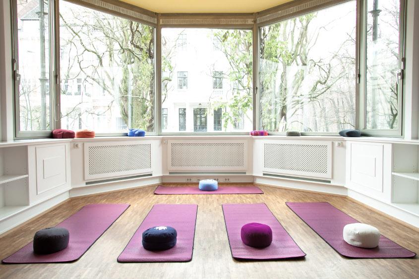 Yoga im Zooviertel Hannover - ebenfalls gut erreichbar für Yogaschüler aus der Südstadt und der List