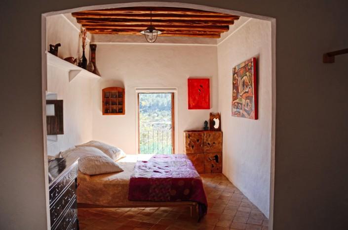 Doppelzimmer im Haus mit Balkon - Yoga Retreat 2015